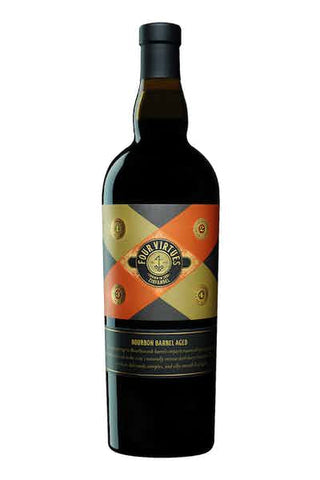 Four Virtues Bourbon Barrel Zinfandel - Portside Market & Spirits