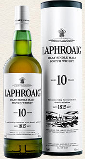 Laphroaig 10 Yo Scotch 750ml - Portside Market & Spirits