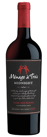 Menage A Trois Midnight 750ml - Portside Market & Spirits