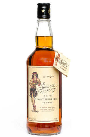 Sailor Jerry Spiced Rum 750ml - Portside Market & Spirits