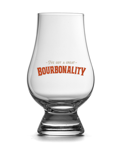 Bourbonality Snifter