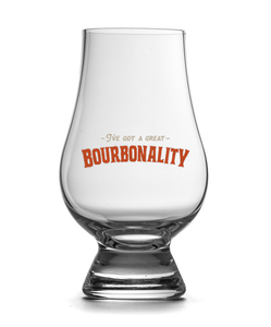 Bourbonality™ Snifter
