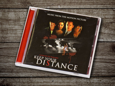Keep Your Distance (Soundtrack CD) (100% Proceeds to the Kentucky Film Crew Relief Fund)
