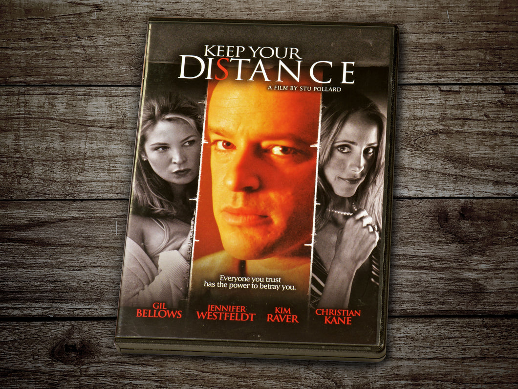 Keep Your Distance (DVD) (% of Proceeds to Trunacy)
