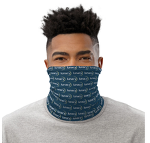 Load image into Gallery viewer, Lunacy Logo Neck Gaiter