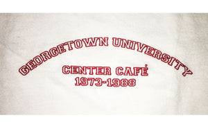 "Georgetown ""Center Café No Tomatoes"" T-Shirt"
