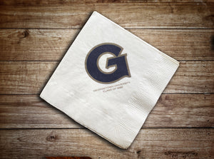 Georgetown Class of 1989 Napkins (1 pack)