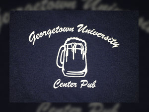"Georgetown ""Center Pub"" Polo Shirt"