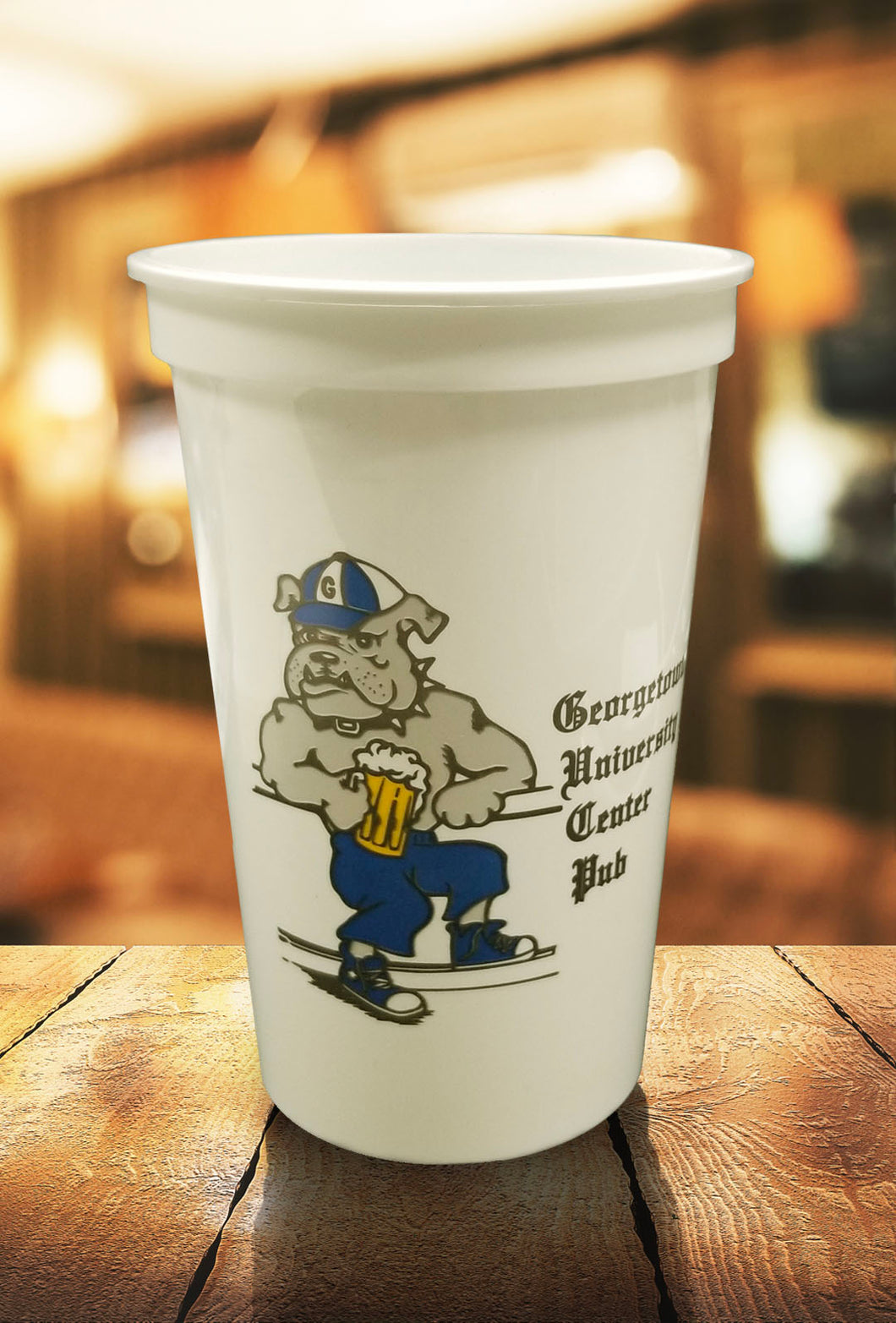 "Center Pub ""Big Bud"" Cups (16oz Souvenir Stadium Cup Version)"