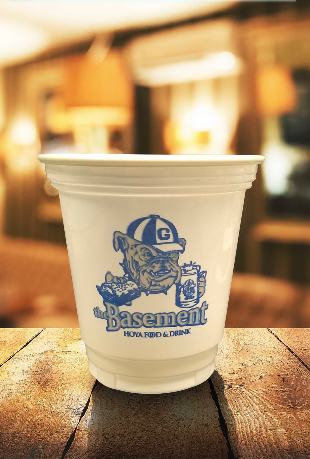 """The Basement"" Beer Cups (12oz)"