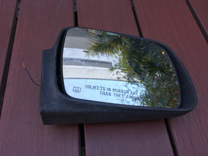 *MOVIE PROP* Side-view Mirror from Sawyer's Car [Rust Creek]