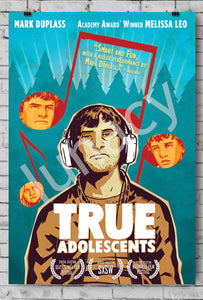 """True Adolescents"" Poster *EXCLUSIVE*"