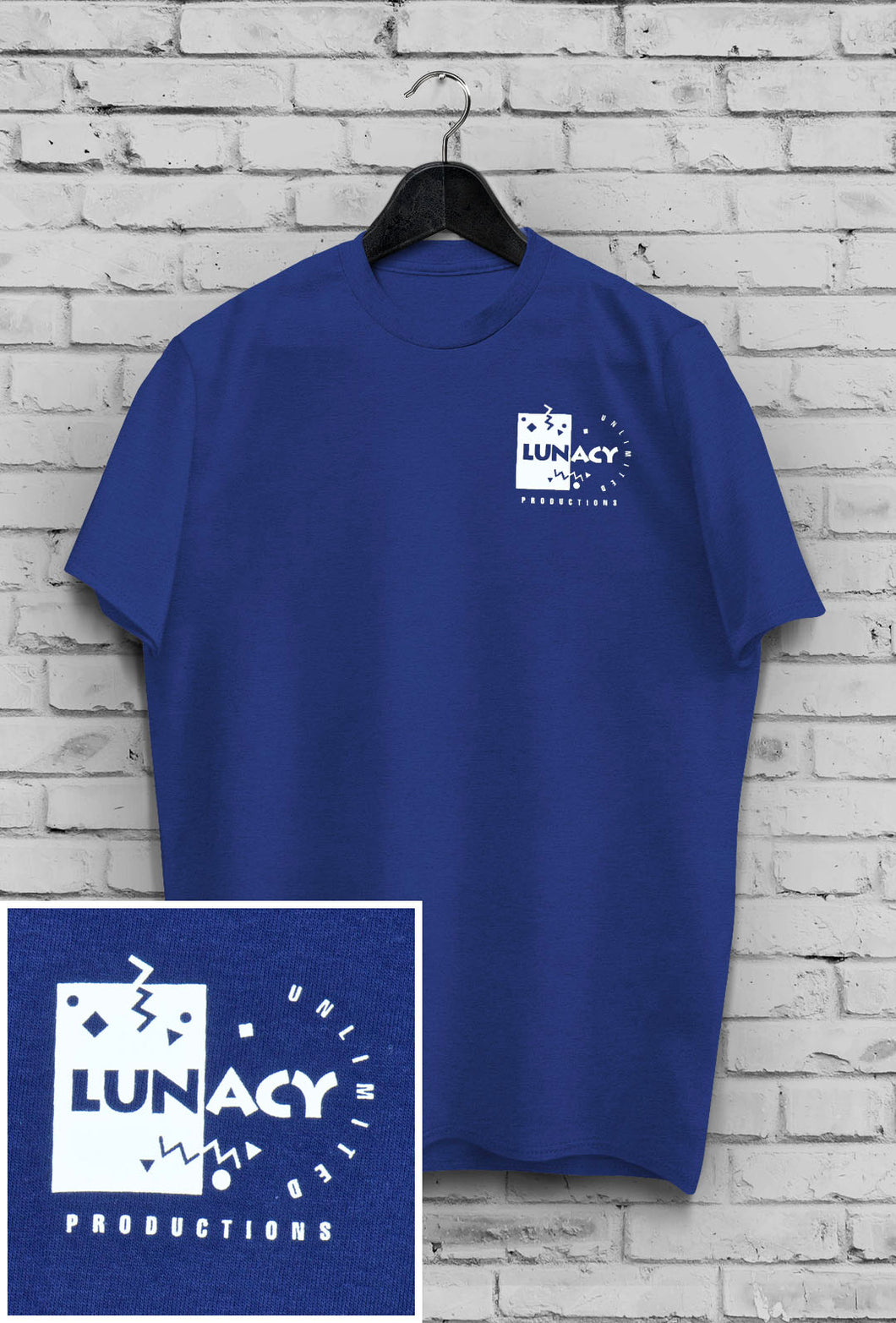 Lunacy Retro T-Shirt