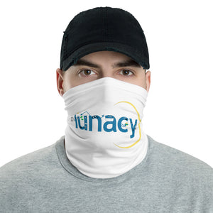 """Lunacy Letter Friends: Safety Tips"" Neck Gaiter (% of Proceeds to Trunacy)"