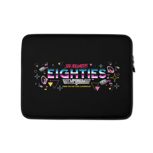 Eighties Emporium Laptop Sleeve