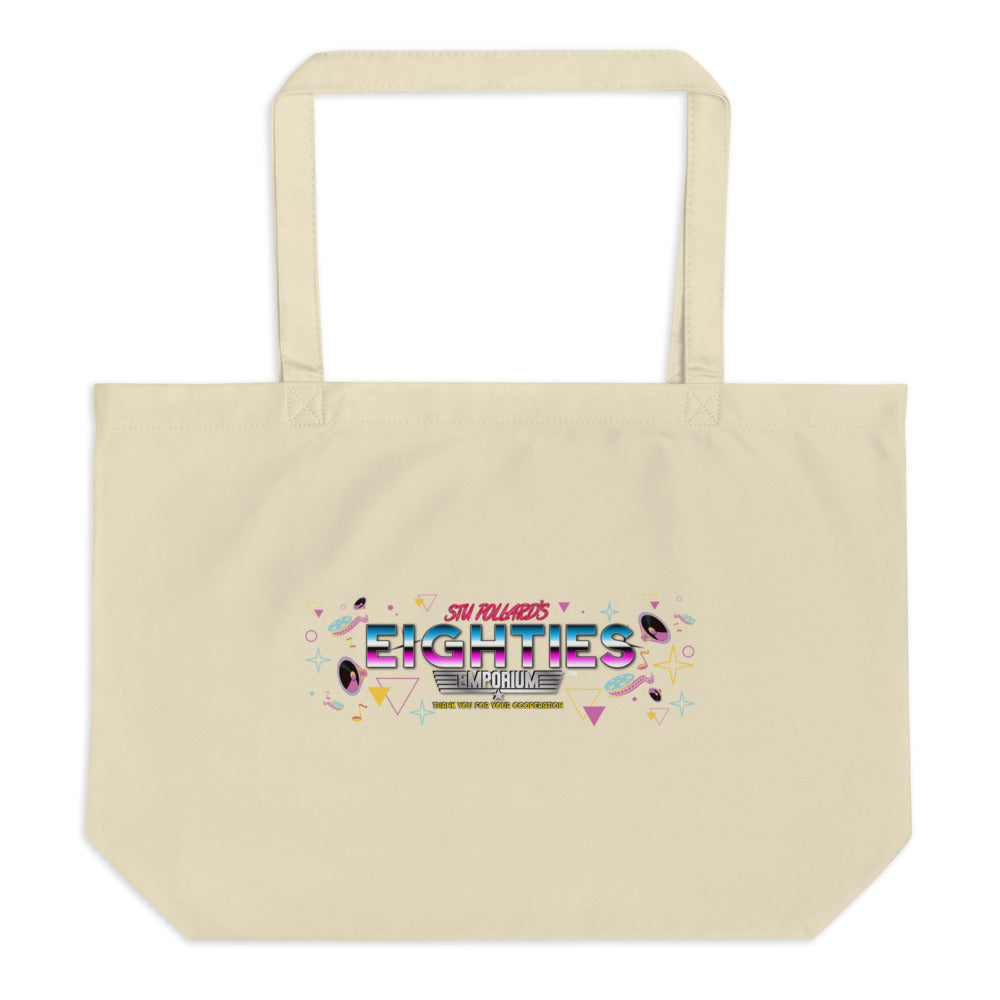 Eighties Emporium Tote Bag