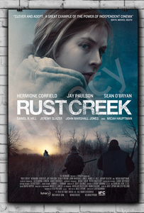 """Rust Creek"" Digital Release Poster *EXCLUSIVE*"