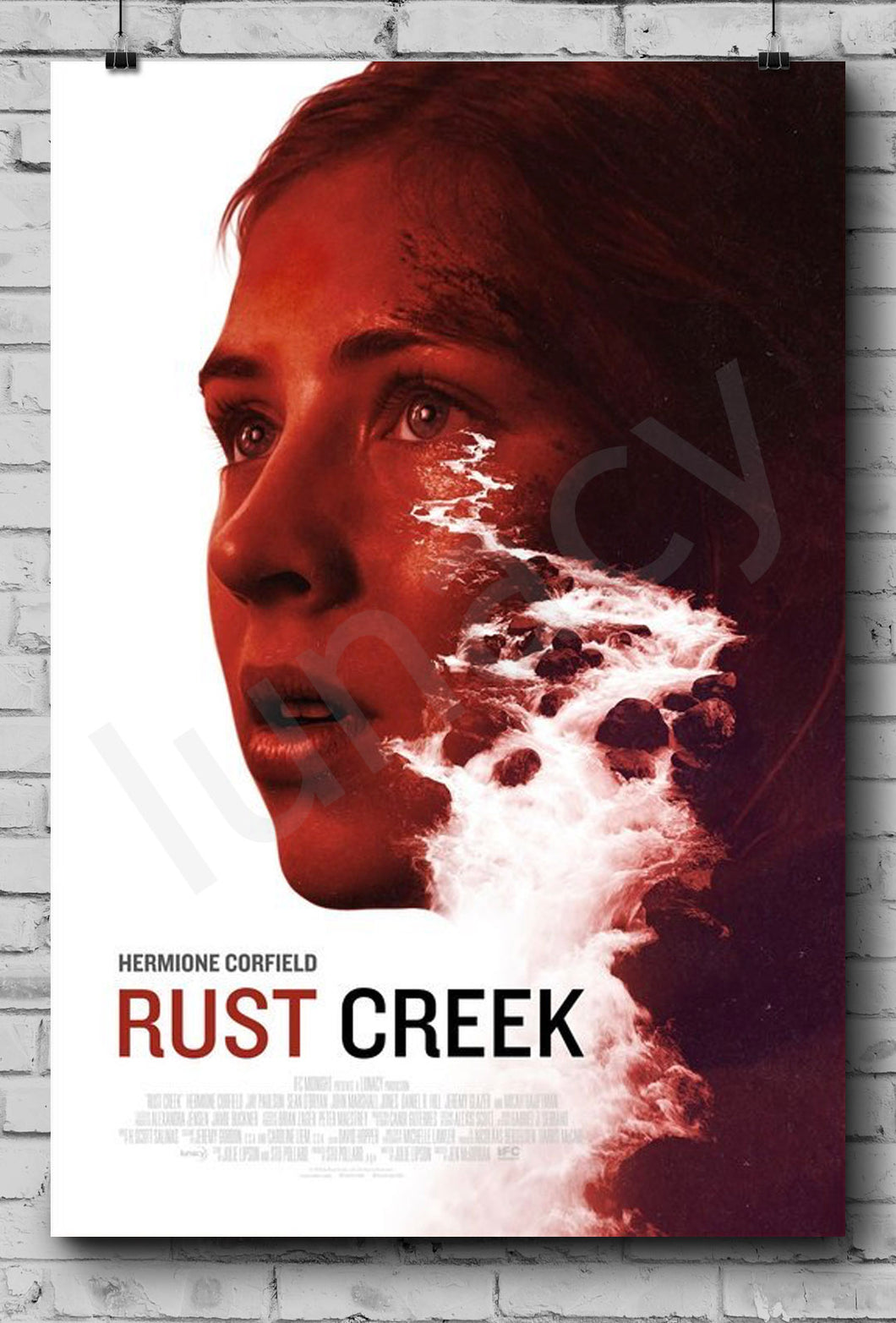 Rust Creek Theatrical Poster [LIMITED EDITION]