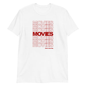 """Carryout Movies"" T-Shirt"