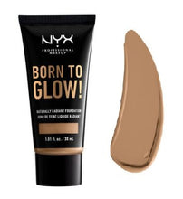 Load image into Gallery viewer, Born To Glow! Naturally Radiant Foundation (BTGRF 09~25)