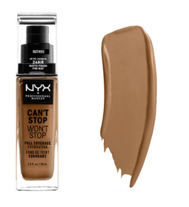Can't Stop Won't Stop Full Coverage Foundation(CSWSF)
