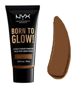Born To Glow! Naturally Radiant Foundation (BTGRF 09~25)