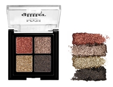 Load image into Gallery viewer, Glitter Goals Cream Quad Palette (GGCQP)