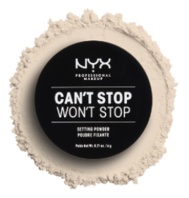 Can't Stop Won't Stop Setting Powder(CSWSSP)