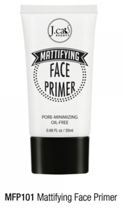 Hydrating / Mattifying Face Primer (FRP 101/MFP 101)