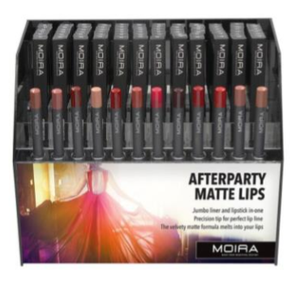 Afterparty Matte Lips (MO-AML)