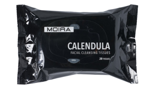 Calendula Facial Cleansing Tissues 20 Counts (MO-MCT020)