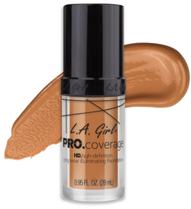 Pro Coverage Illuminating Foundation (GLM 641~656)