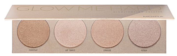 Glow Me Hard Highlighting Palette (MO-GMP01)