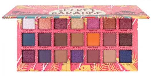 Take Me Away 21 Eyeshadow Palette (ESP 301~303)