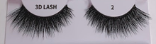 Load image into Gallery viewer, 3D-Handmade Eyelashes