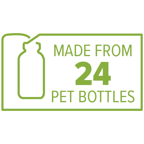 Made From 24 Bottle Icon