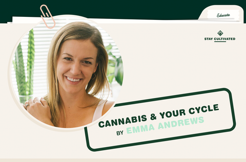 Cannabis & Your Cycle