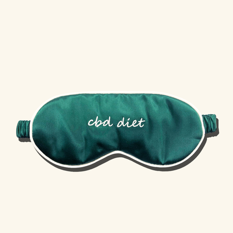 CBD Diet Sleep Mask