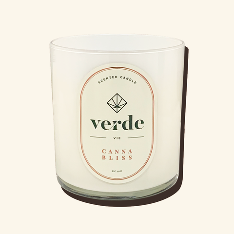 Verde Candle