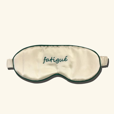 Fatigué Sleep Mask
