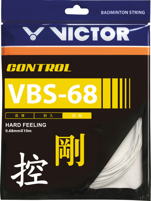 VICTOR Badminton String VBS-68 Single Pack