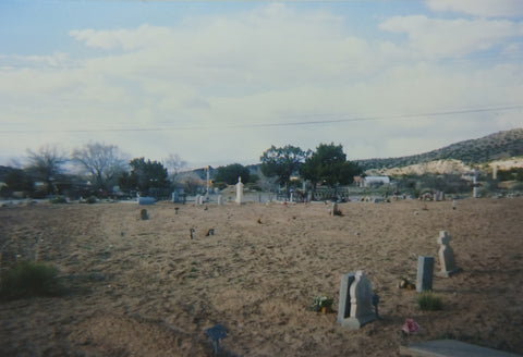 Placitas Cemetery New Mexico