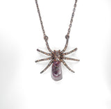 Tumbled Ruby Spider