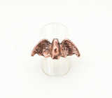 Bat Copper Ring Size 7-1/2, The Wacky Wanderers