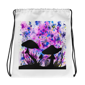 Splash of Color Drawstring bag