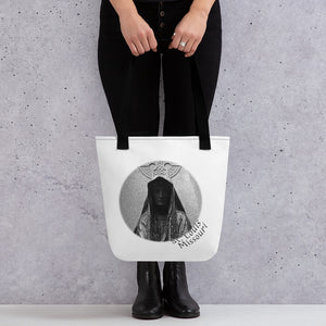 Shrouded Guardian STL Tote bag