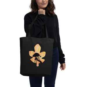 Autumn Leaf Eco Tote Bag