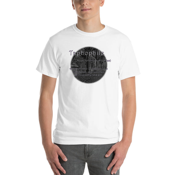Taphophile Short Sleeve T-Shirt