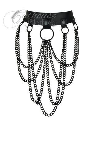 Siren chain collar