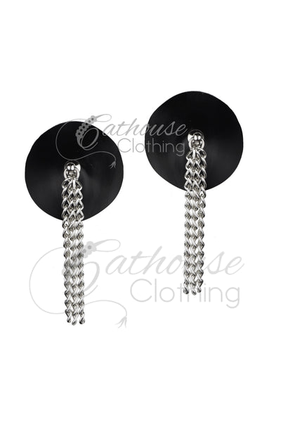Chain tassel pasties